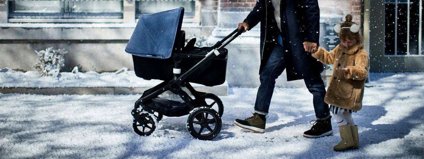 How to get your stroller ready for winter
