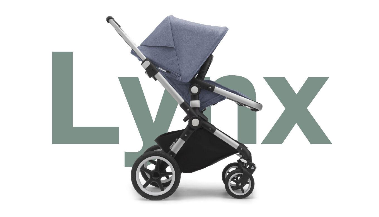 Bugaboo Lynx | Lightweight stroller | Bugaboo US