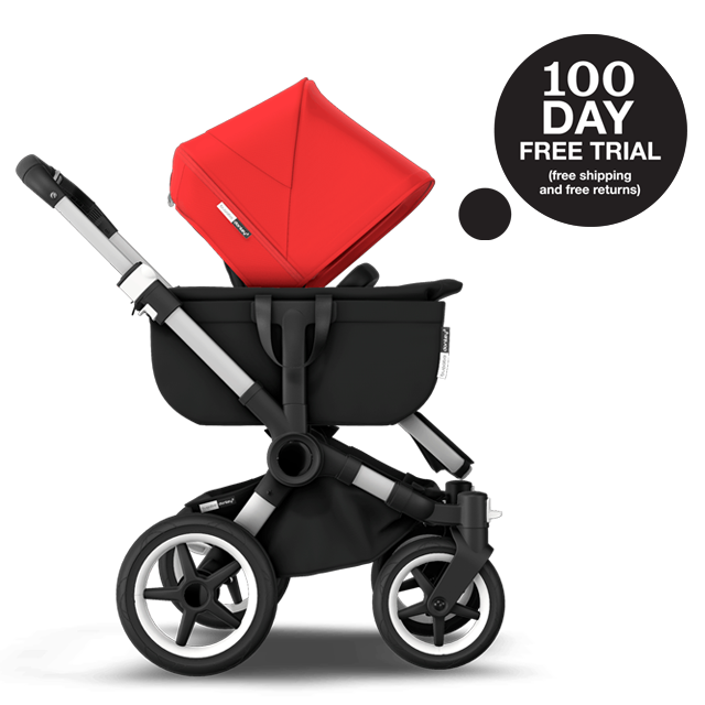 Bugaboo Donkey 3 Mono | Convertible strollers | Bugaboo US
