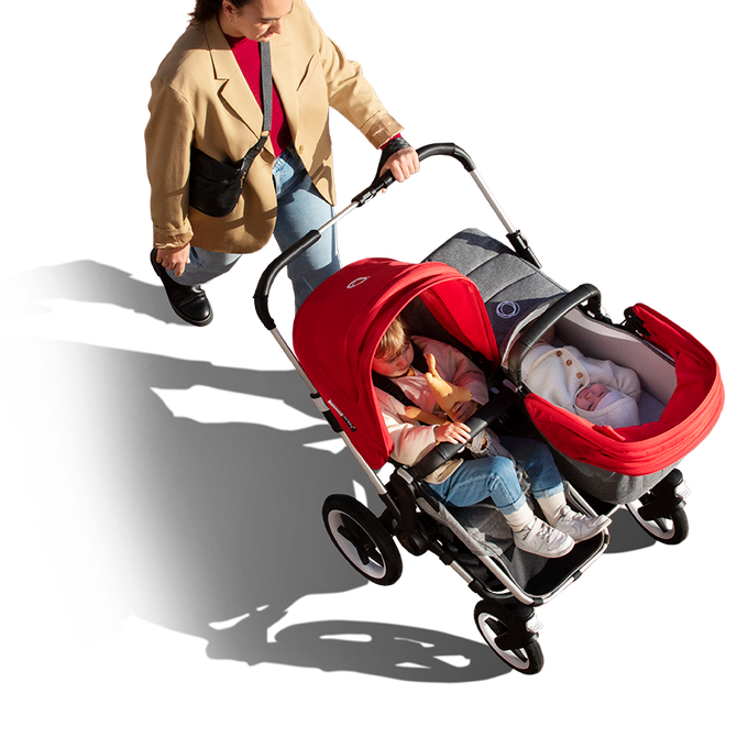 Bugaboo Donkey 3 | Convertible double strollers | Bugaboo US
