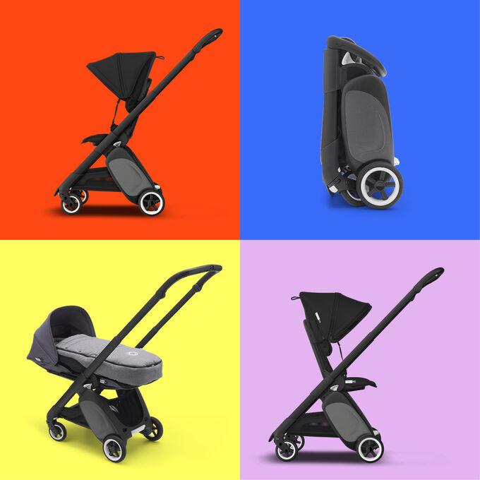 Versatile Bugaboo Ant ultra compact stroller