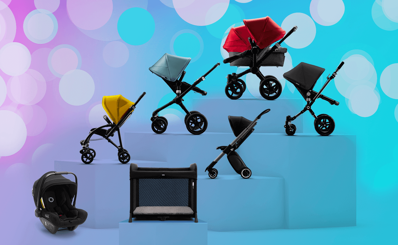 Bugaboo Awards | Find the best strollers | Bugaboo US