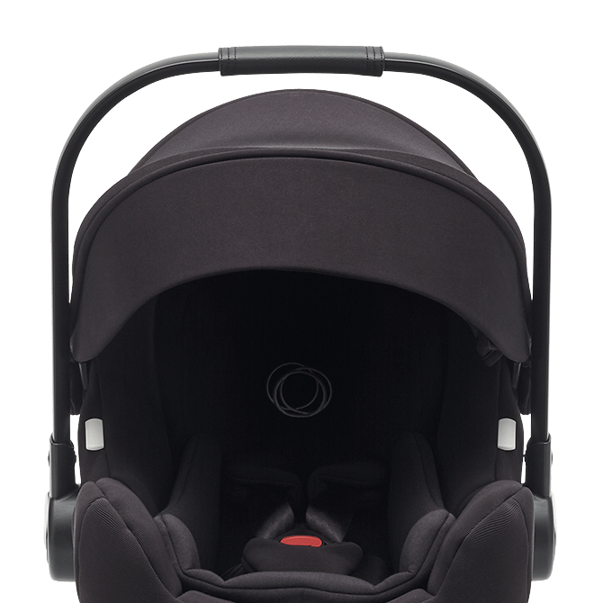 Bugaboo Turtle car seat front view