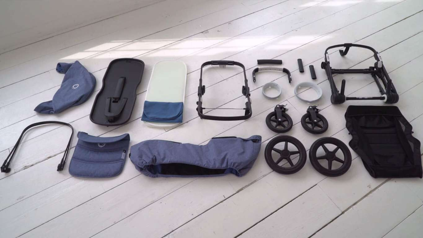 Carrycot assembly