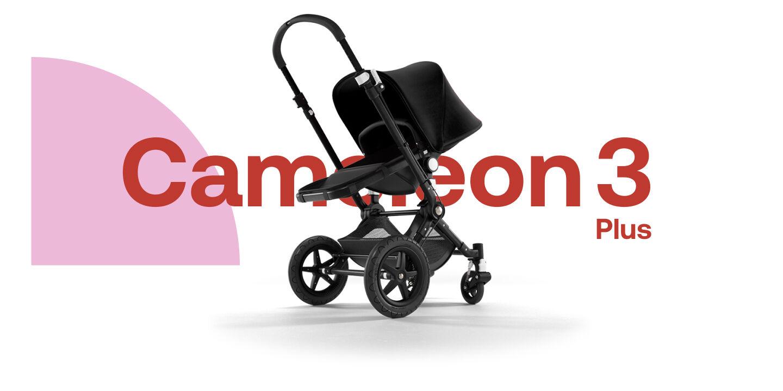 Bugaboo Cameleon 3 Plus | Original comfort pushchair