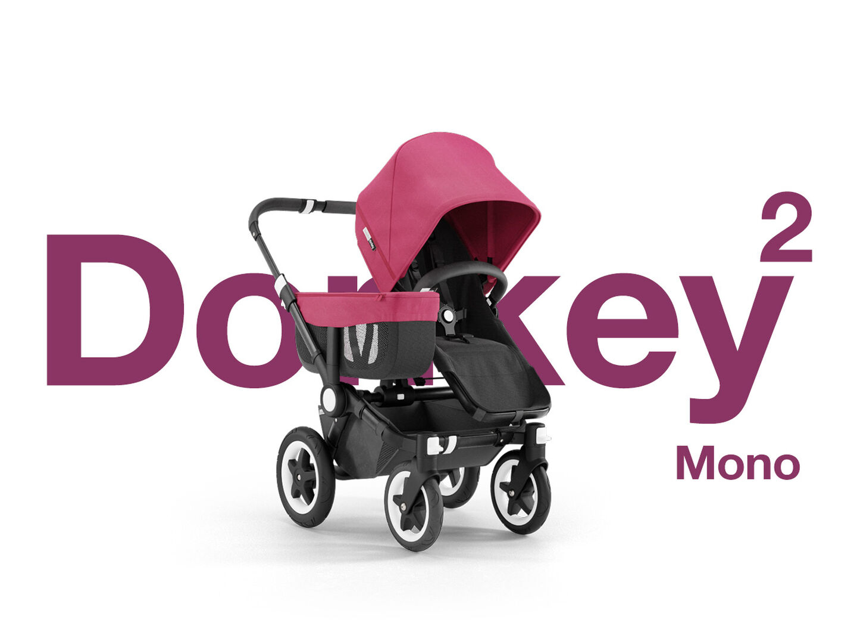 Bugaboo Donkey 2 Mono   Convertible strollers   Bugaboo