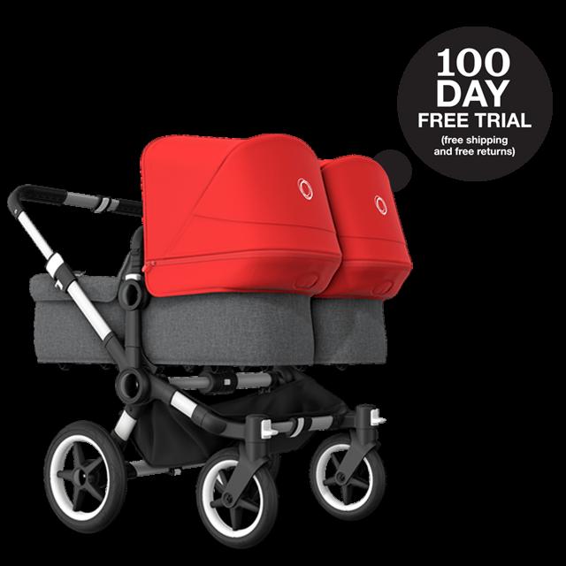Bugaboo Donkey 3 Twin | Twin strollers | Bugaboo US