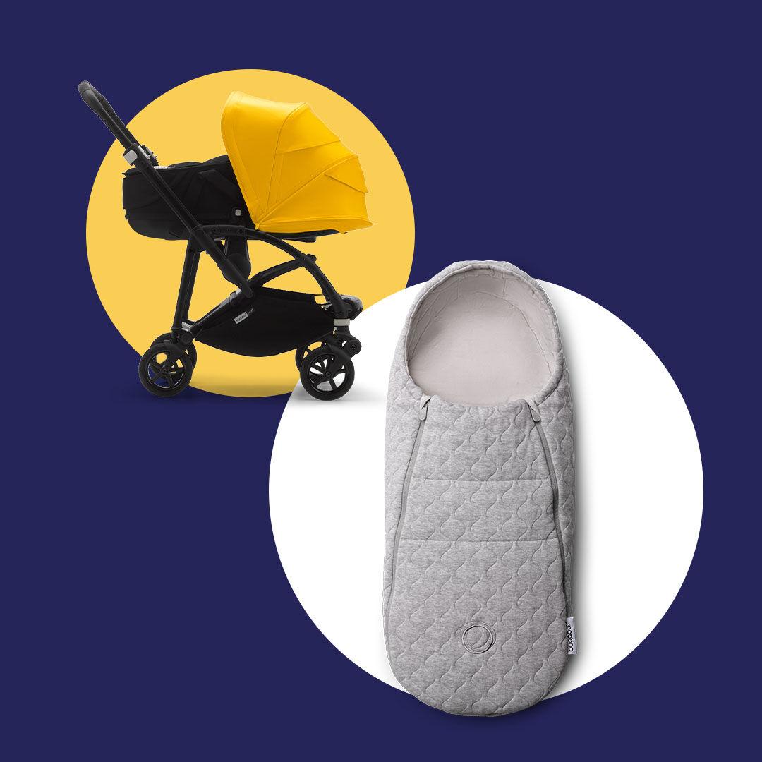 Carritos Bugaboo, accesorios y más