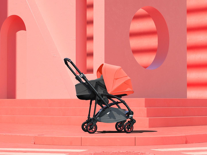 Bugaboo barnvagnar | Kvalitet och funktion | Bugaboo SE