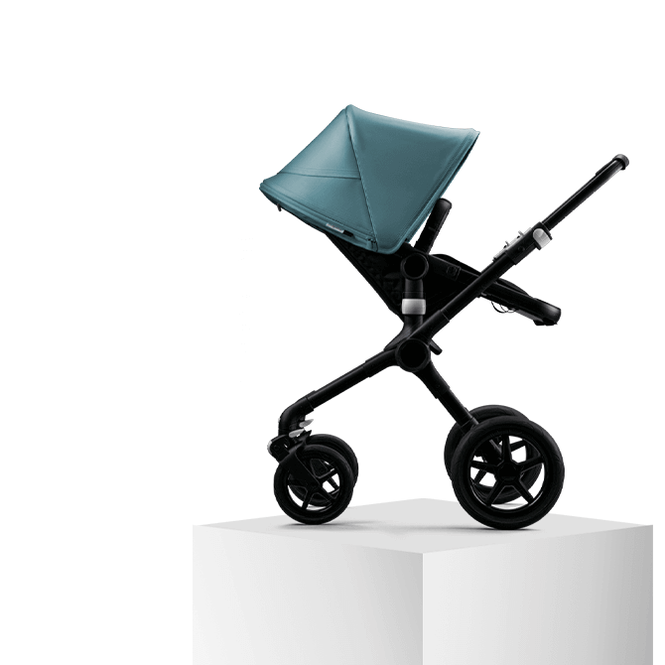 Bugaboo Fox, Best in Safety and Ease of Use by Choice