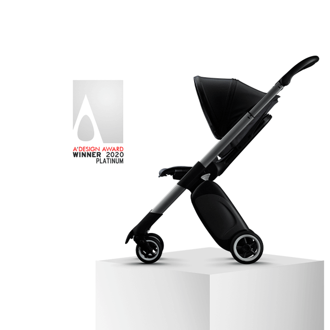 Bugaboo Ant, Winner of Platinum A' Design Award