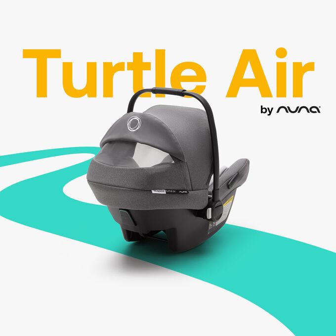 Turtle Air by Nuna car seat