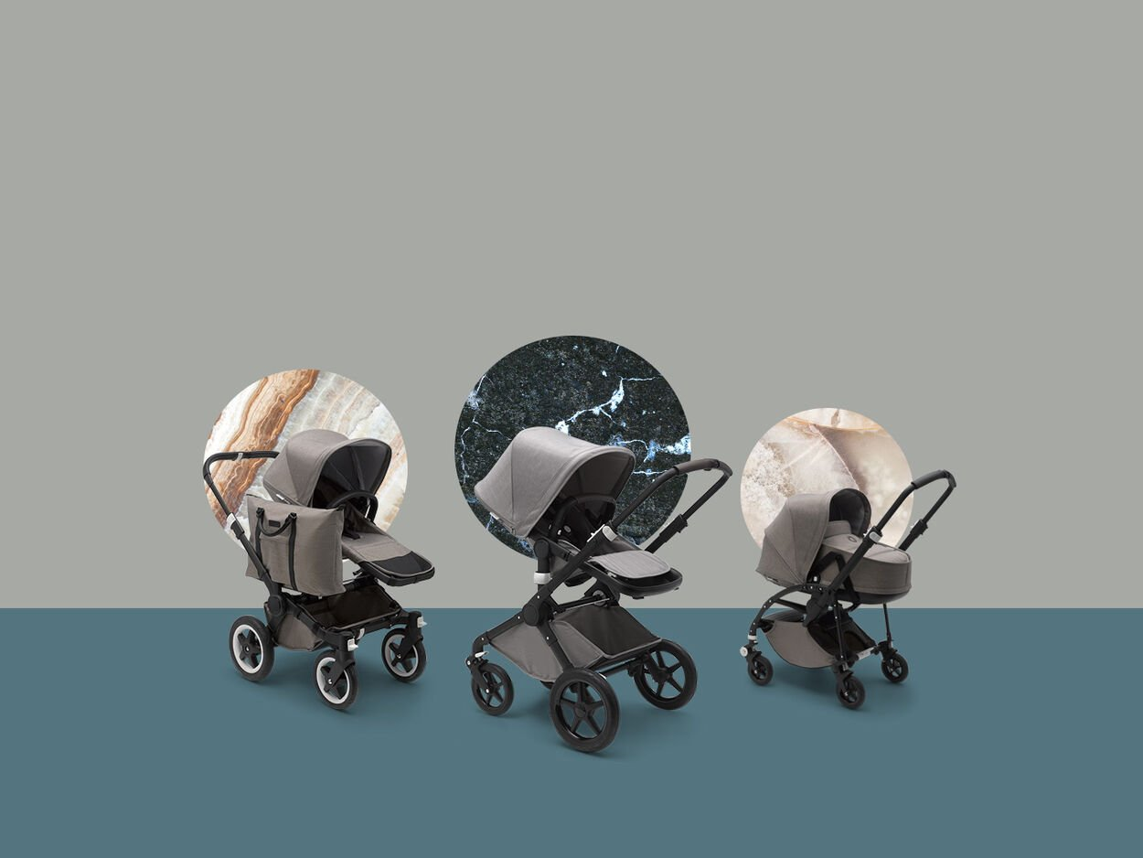 Die Bugaboo Mineral Collection
