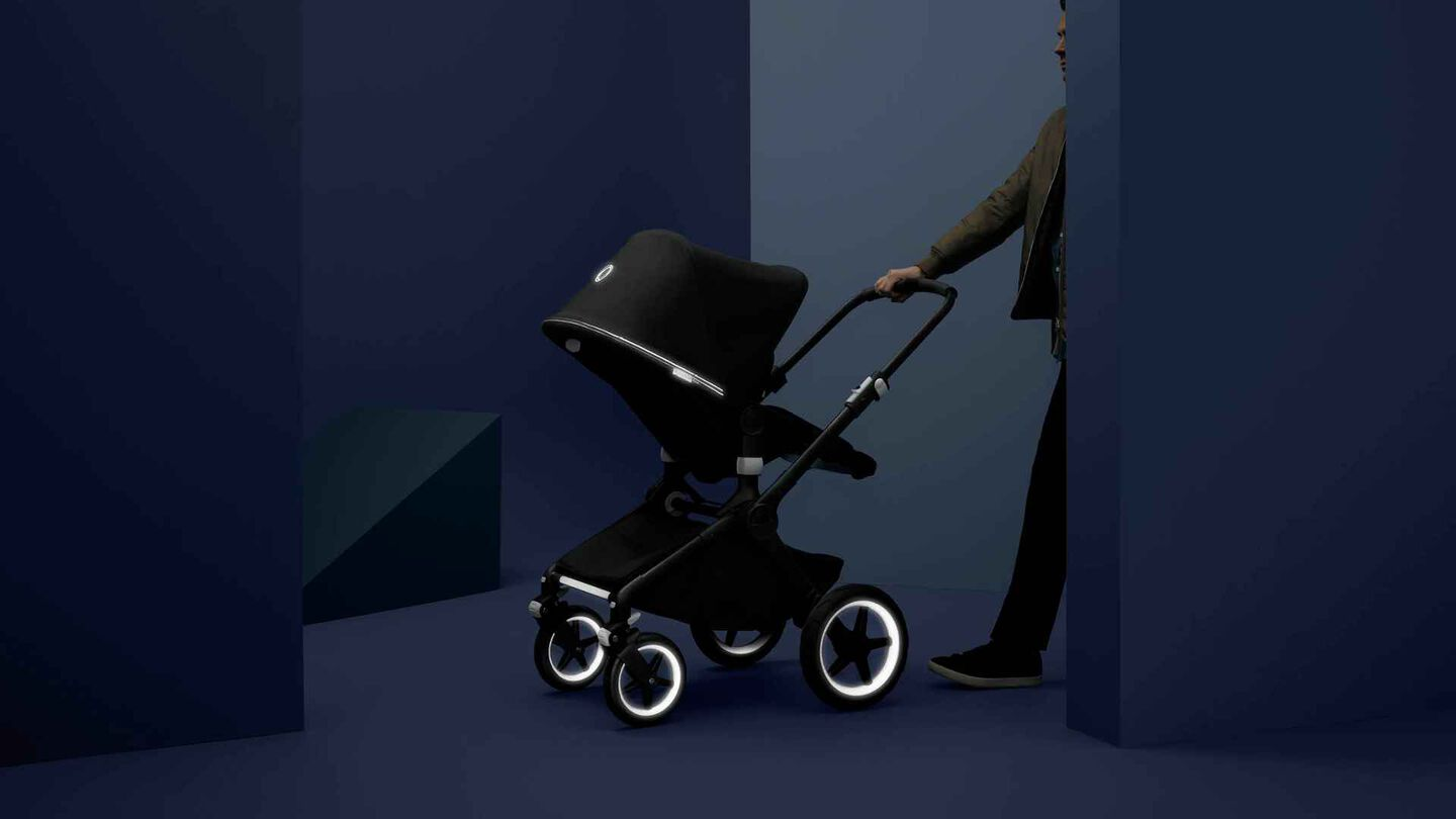 Design story: the Bugaboo Fox Stellar