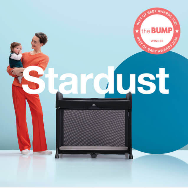Bugaboo Stardust, winner of the Bump's best of baby awards 2020