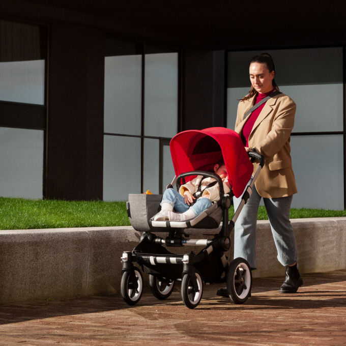 Bugaboo Donkey 3 Mono | Convertible stroller