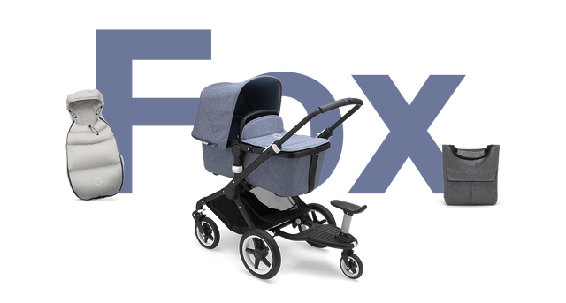 Bugaboo Fox | All-terrain kinderwagen | Bugaboo BE