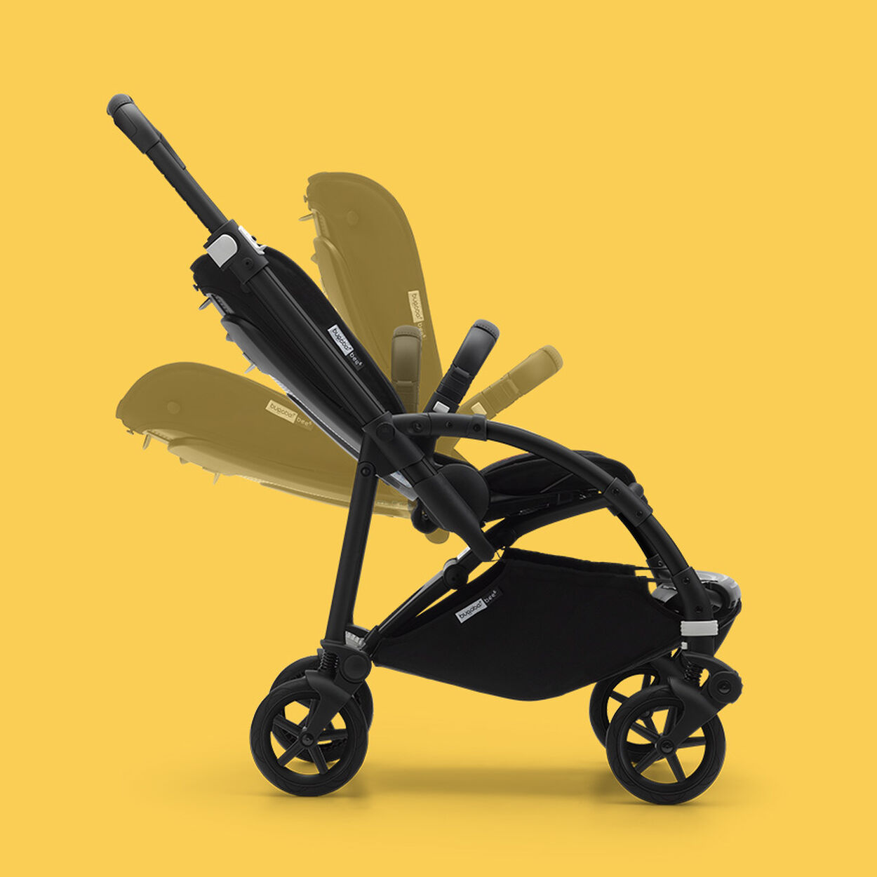 Bugaboo Bee reclinable seat