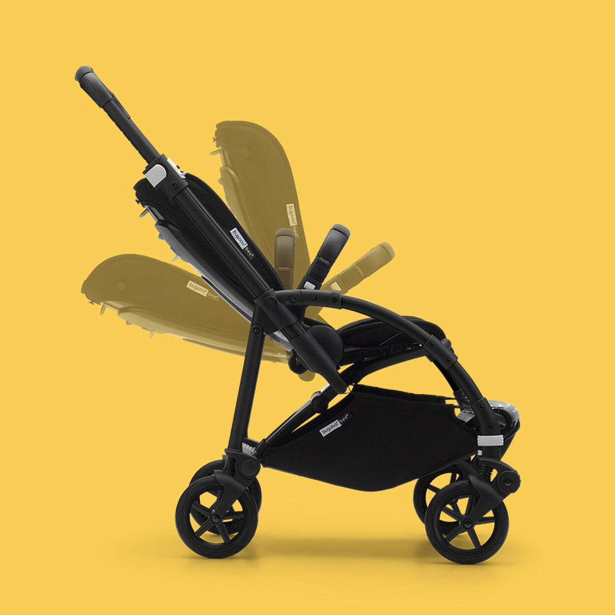 Bugaboo Bee reclinable seat
