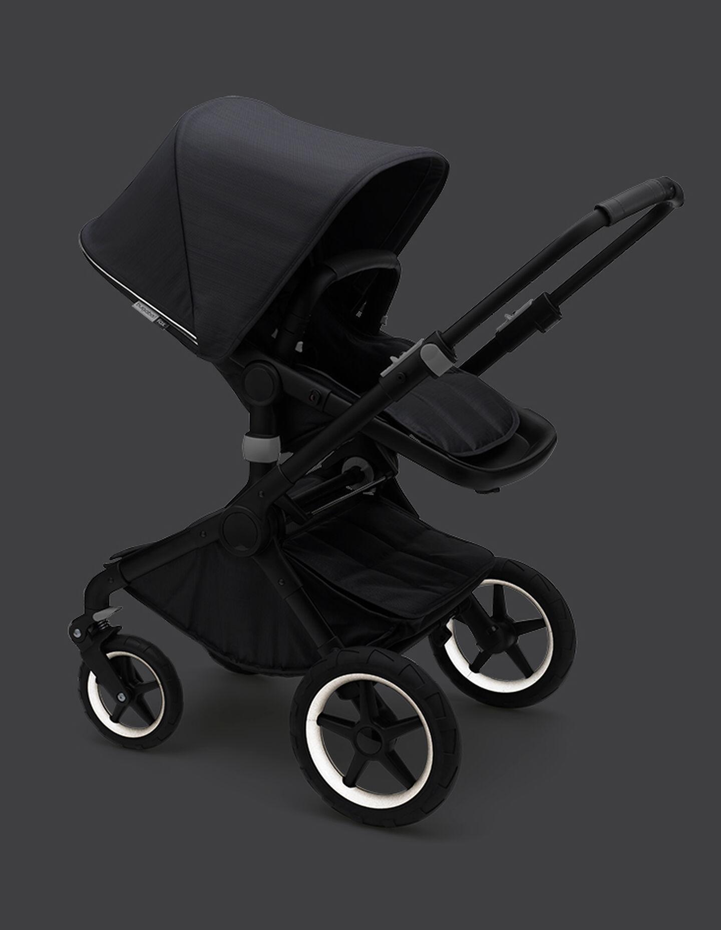 Bugaboo Fox Stellar | Reflective baby stroller