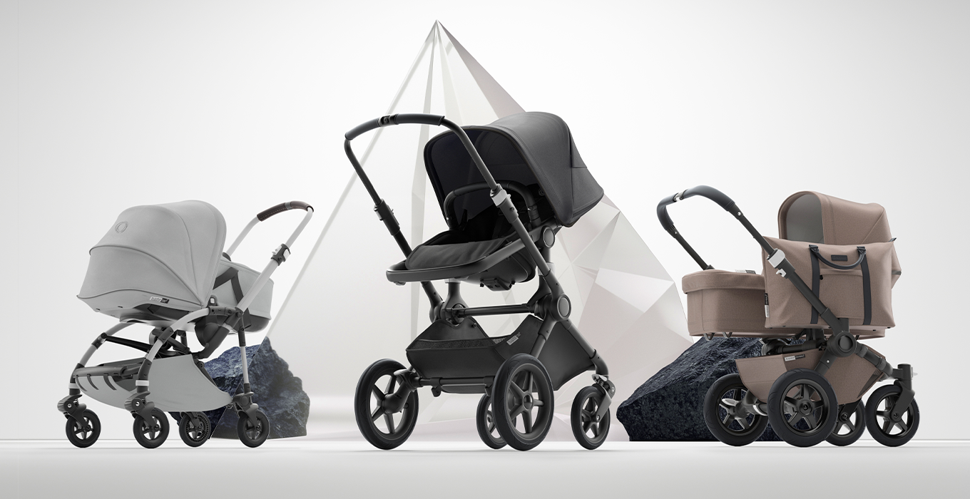 Bugaboo Mineral Collection | Special Edition | Bugaboo DE