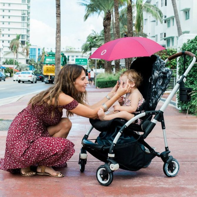 Stroller accessories for summer | Shop now | Bugaboo.com | Bugaboo CZ