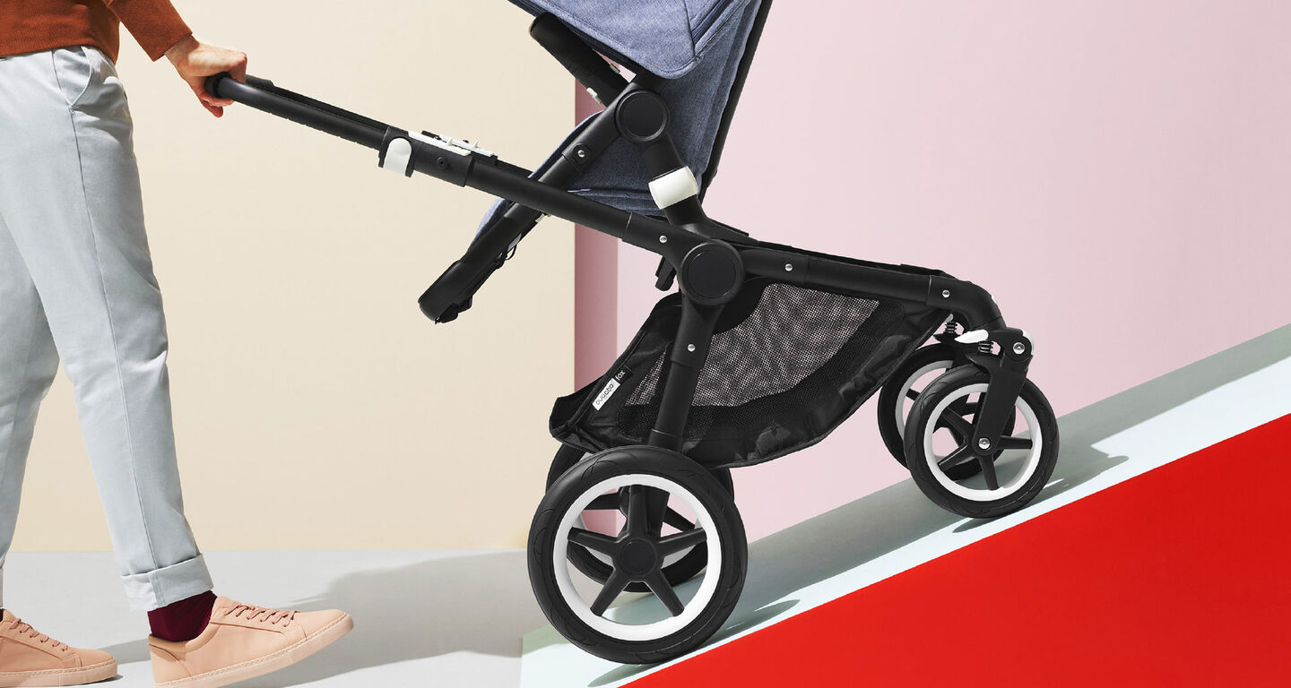 The history of Bugaboo | Bugaboo AT