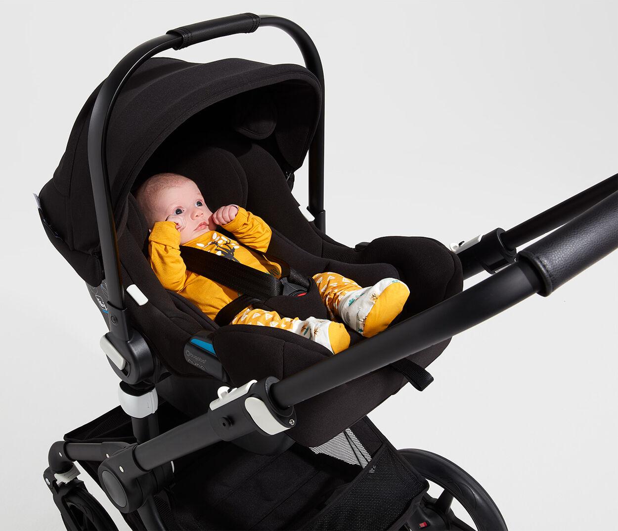 Bugaboo Turtle by Nuna | Car seat stroller system | Bugaboo