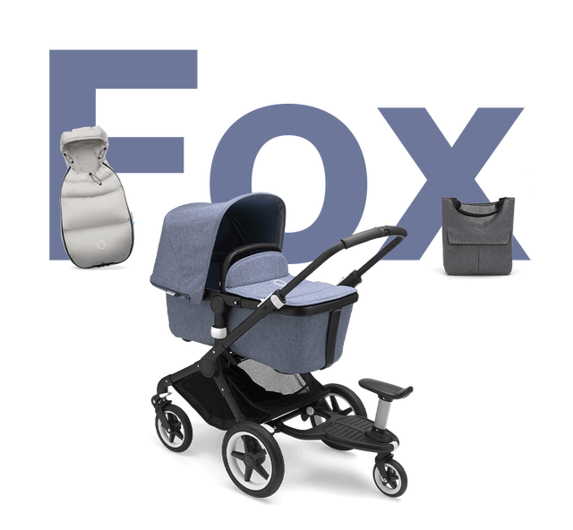 Bugaboo Fox | Comfortable stroller | Bugaboo US