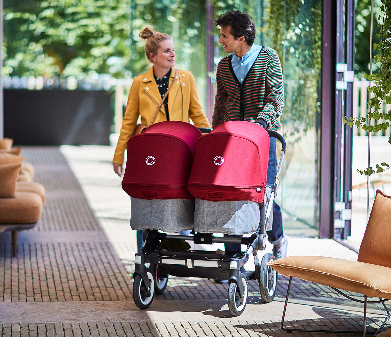 Bugaboo Donkey 2 Twin | Twin strollers