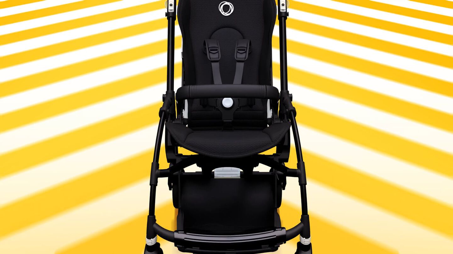 Video displaying the true comfort of the Bugaboo Bee 6 pram