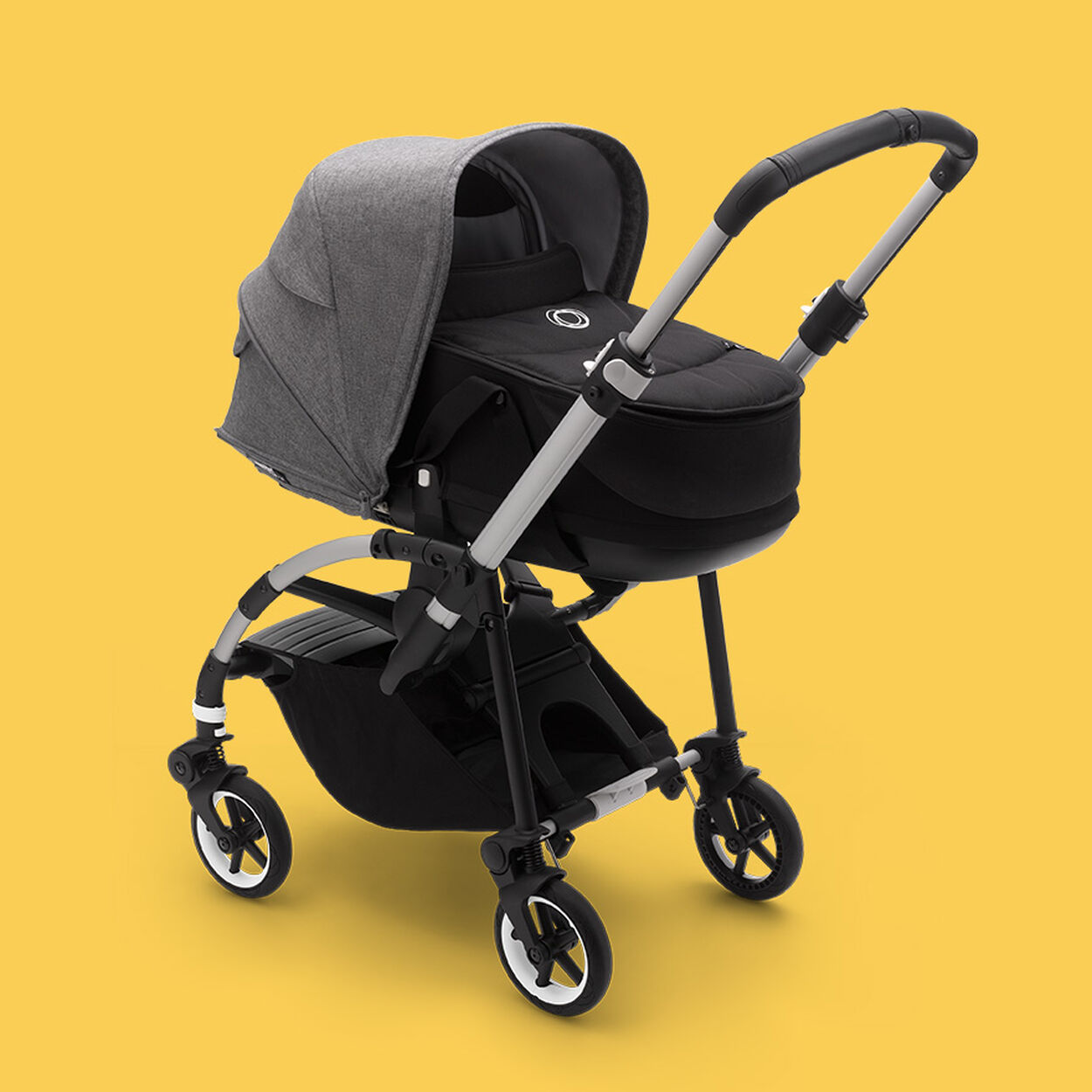 Bugaboo Bee 6 stroller with bassinet
