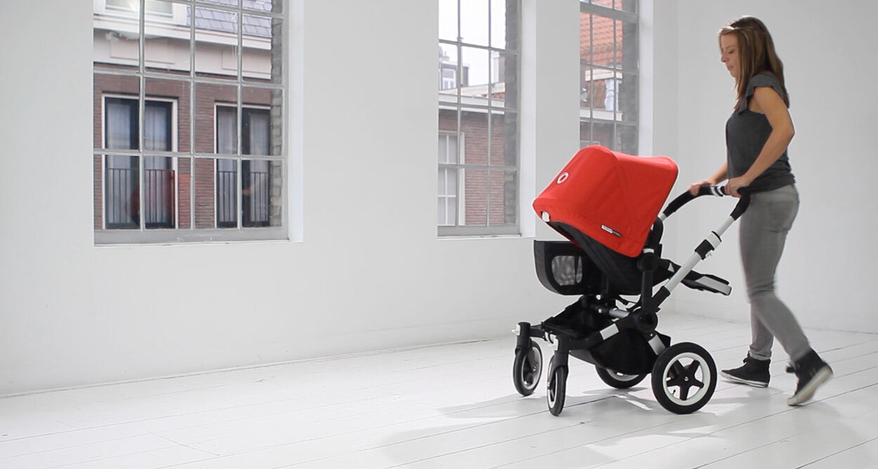 Bugaboo Donkey Mono in action