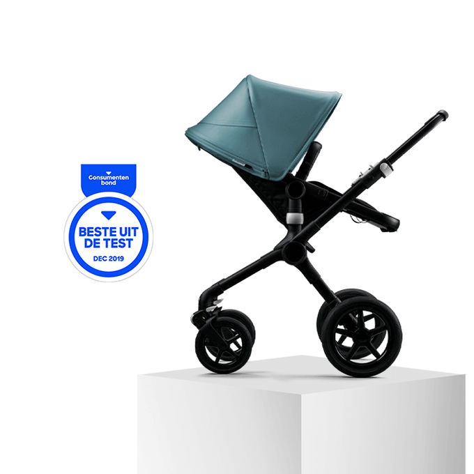 Bugaboo Fox, Best in Test by Consumentenbond