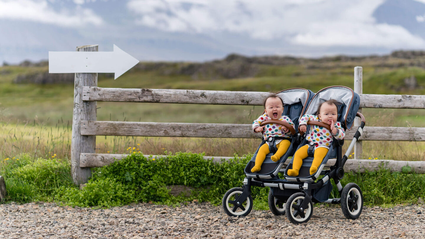 Travel with kids: around the world with twins | Blog