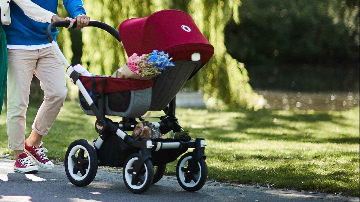 What's new with the Bugaboo Donkey 2?