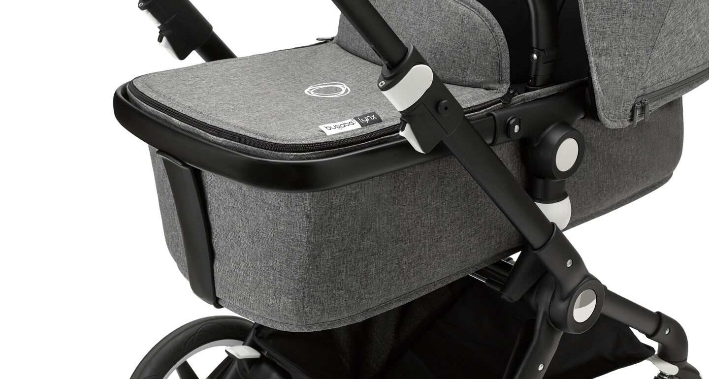 Bugaboo Lynx in action