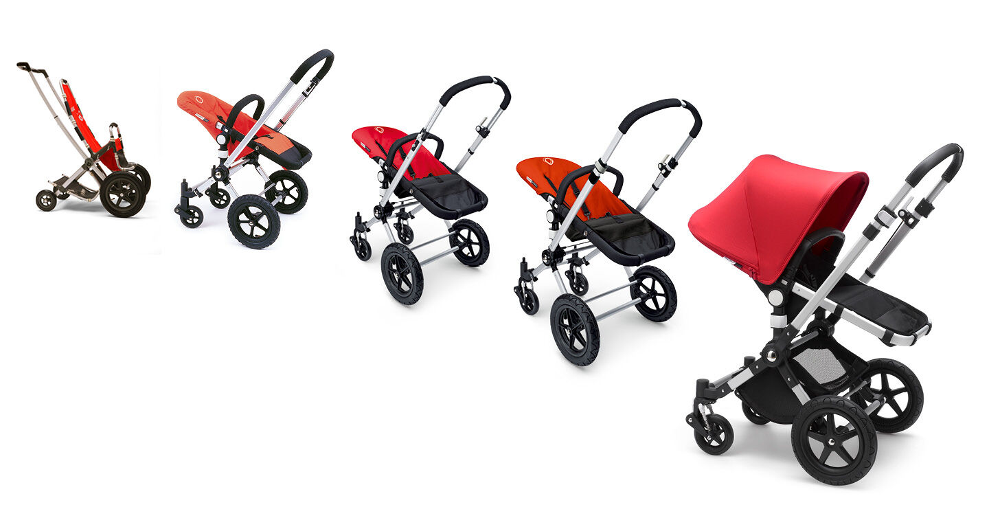 Bugaboo Cameleon in Aktion