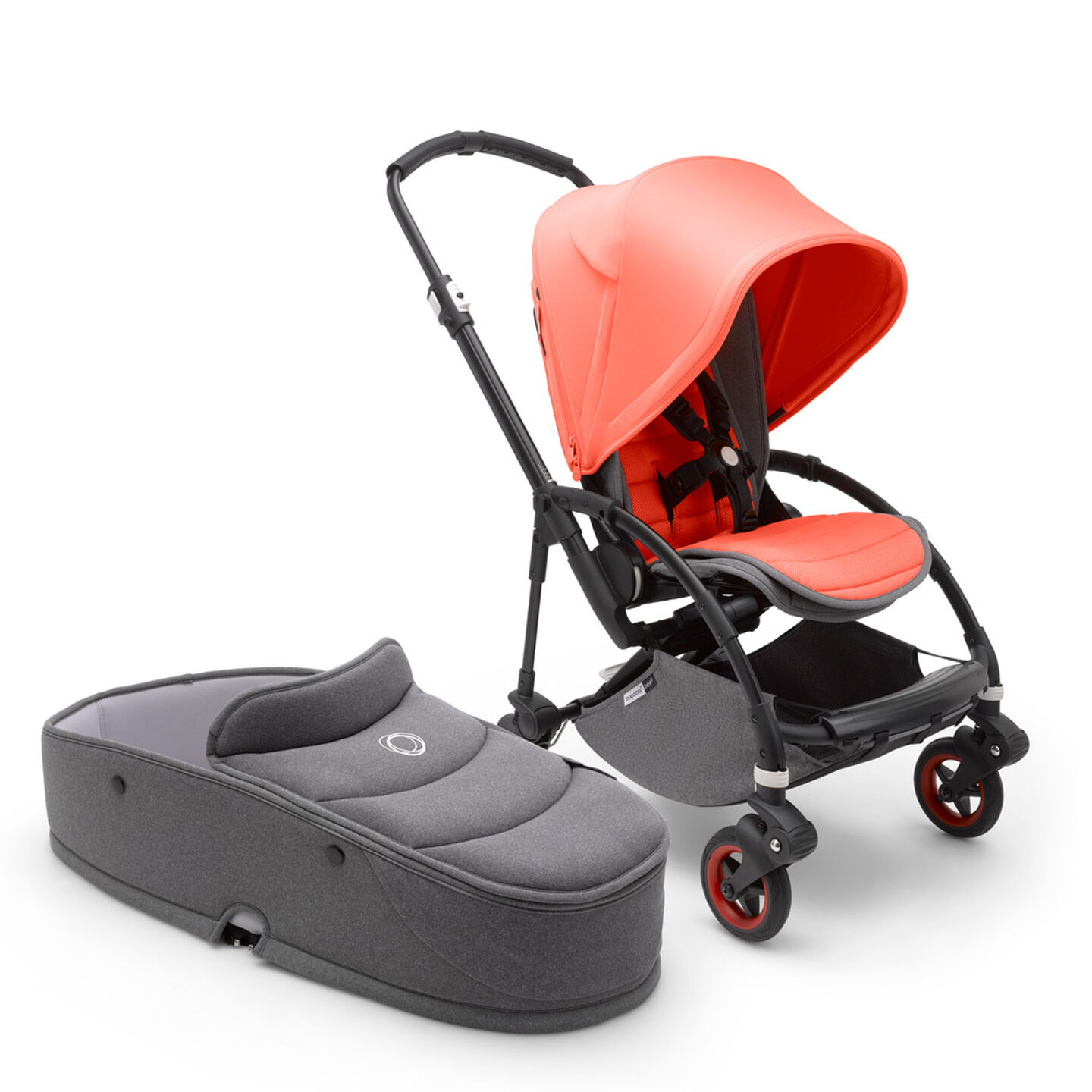 Bugaboo Bee 5 Coral | Limited Edition