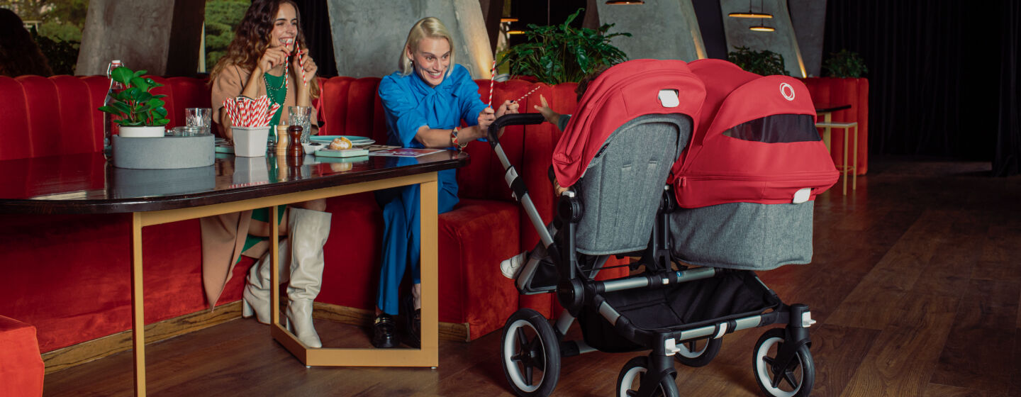 Strollers for more than one