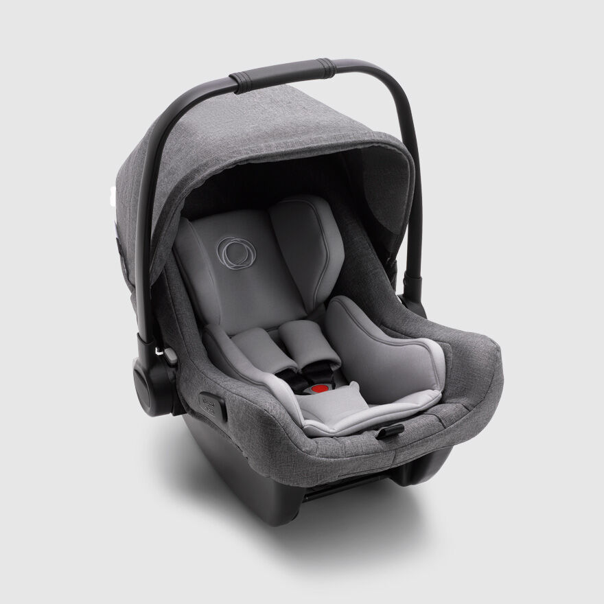 Lightweight car seat design