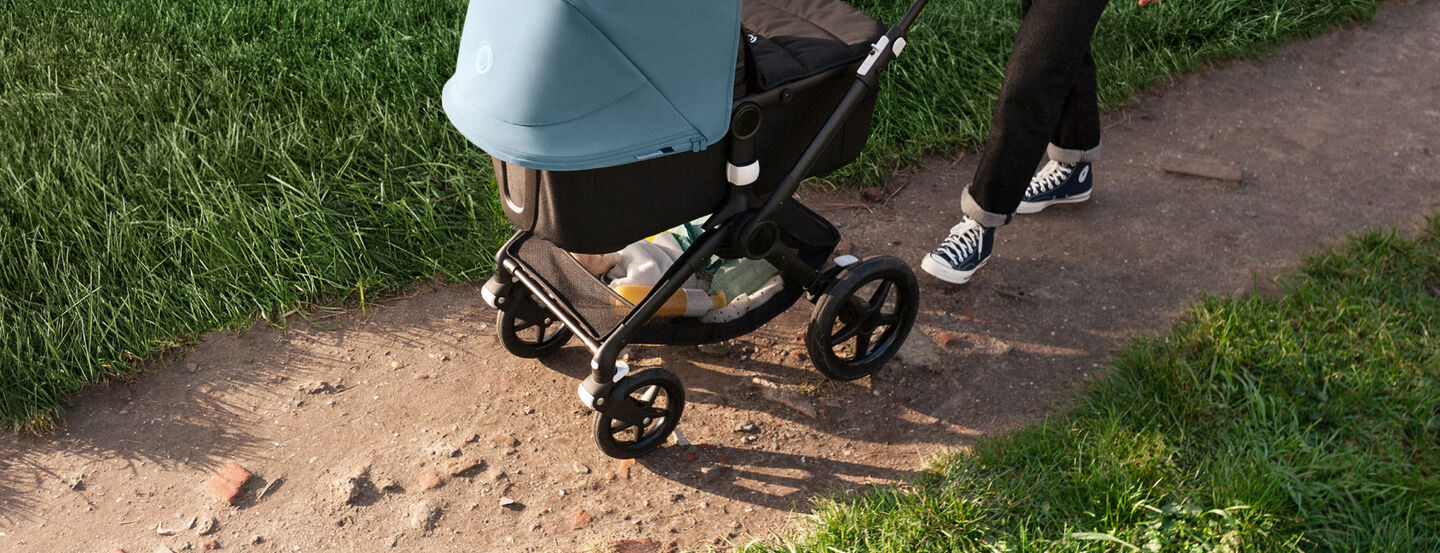 Comfort strollers for any terrain