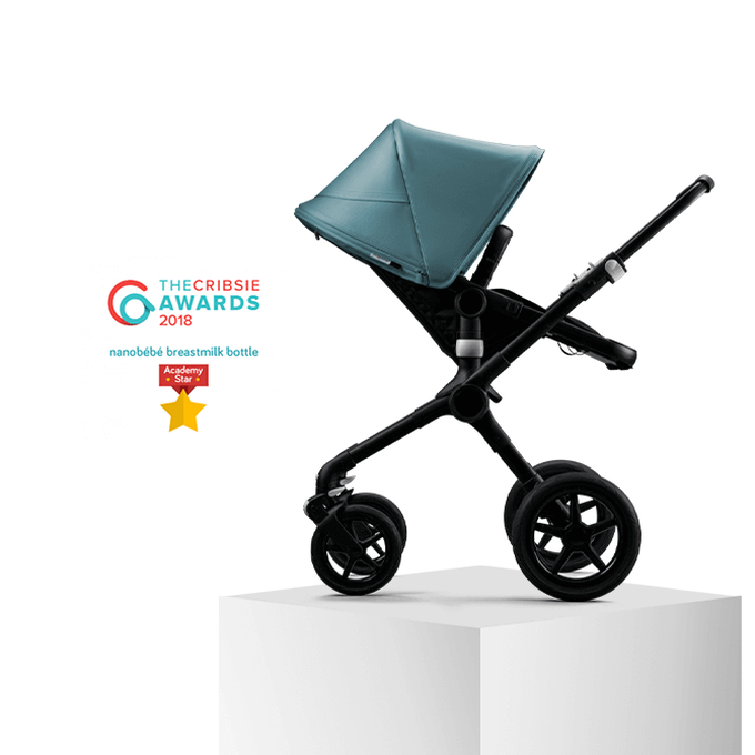 Bugaboo Fox, Star winner of the Cribsie New Arrivals