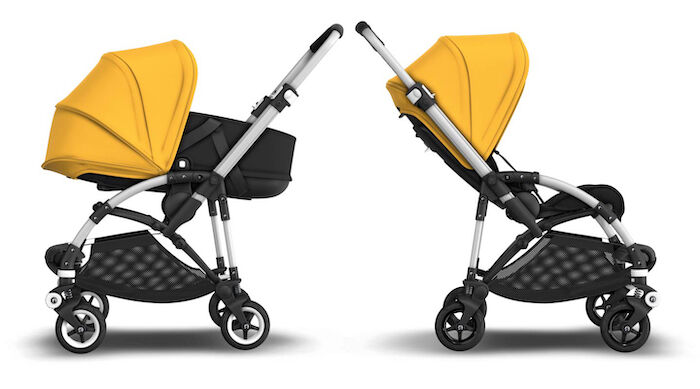 Bugaboo Bee 5 seat and bassinet | Urban stroller | Bugaboo