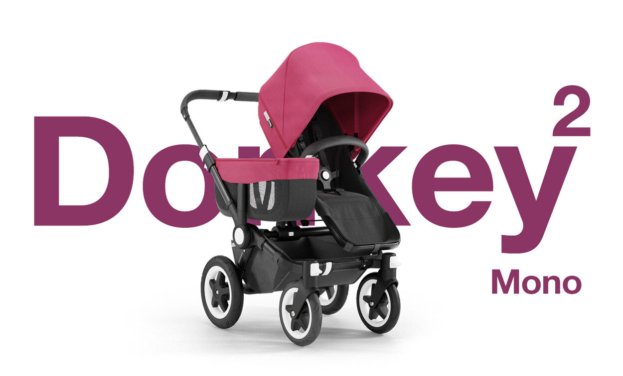 Bugaboo Donkey 2 Mono | Convertible strollers | Bugaboo US