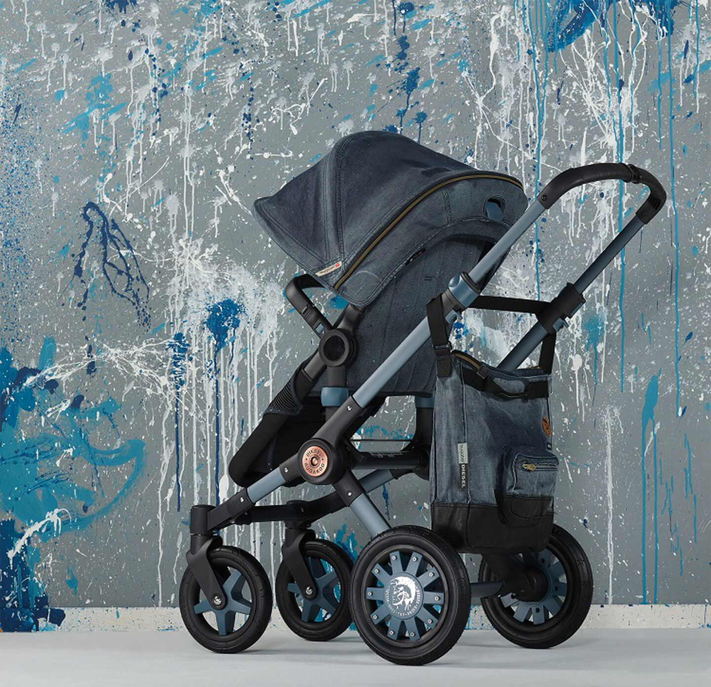 Bugaboo Hearts Denim | Blog
