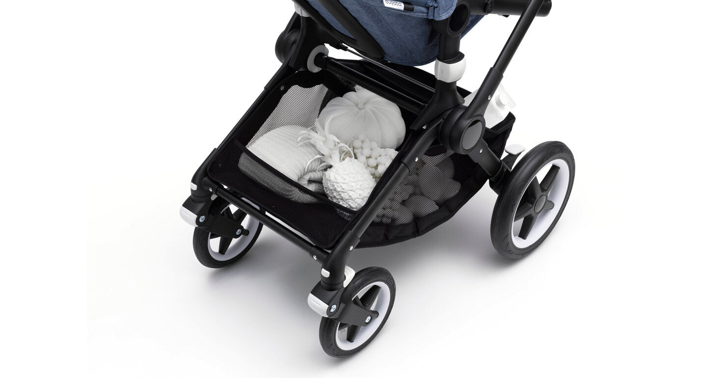 Bugaboo Fox en acción