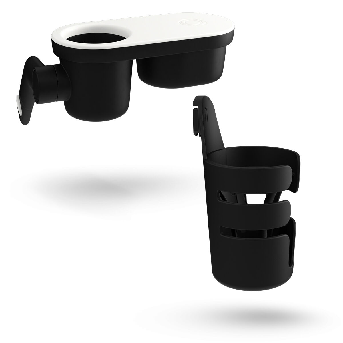 Cup holder and tray