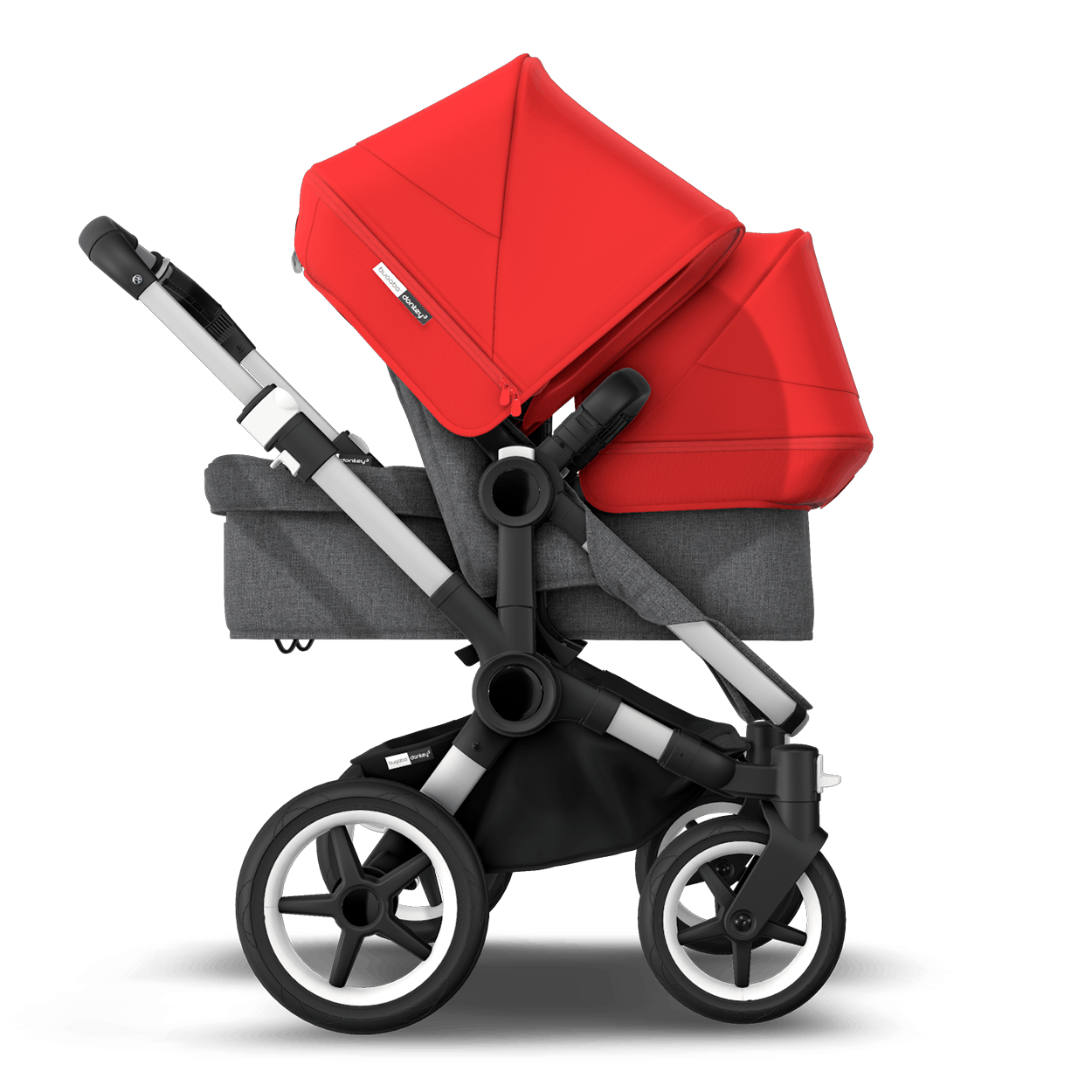 Bugaboo Donkey 3 Duo | Double strollers | Bugaboo.com