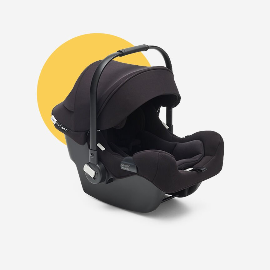Bugaboo Turtle One by Nuna car seat